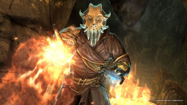 The Elder Scrolls V: Skyrim - Dragonborn + ПОДАРОК