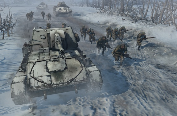 Company of Heroes 2 (Steam | Region Free) + DLC Сейчас