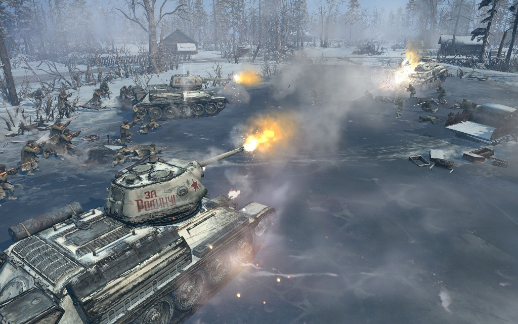 Company of Heroes 2 (Steam | RU) + ПОДАРОК