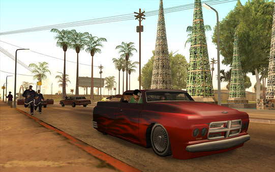 Grand Theft Auto: San Andreas (Steam) + ПОДАРОК