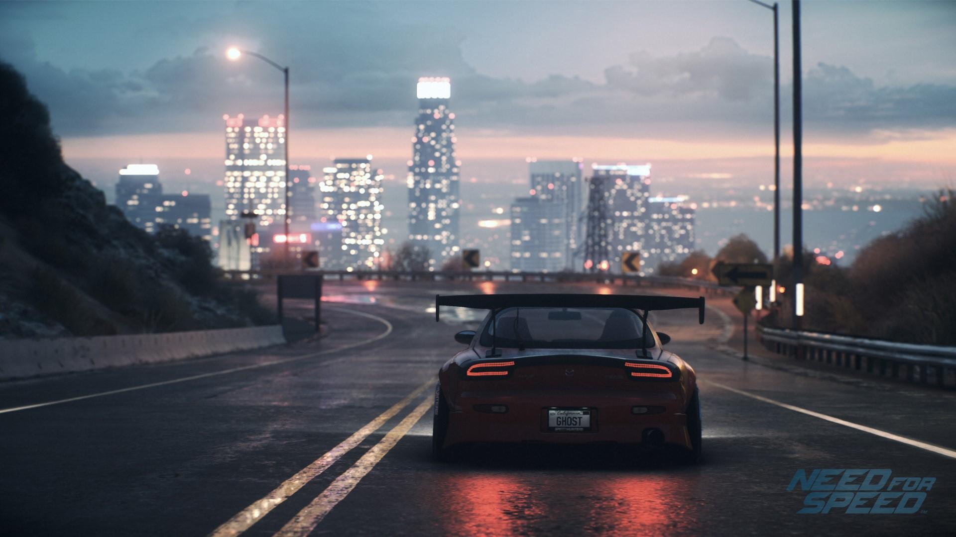 Скриншот Need For Speed 2016 #1