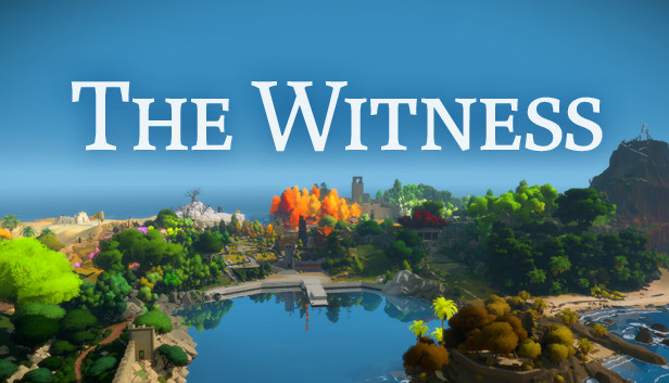 The Witness (Steam Gift / RU+CIS) + Подарок