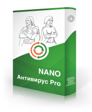 NANO antivirus Pro 100 (dynamic license 100 days)