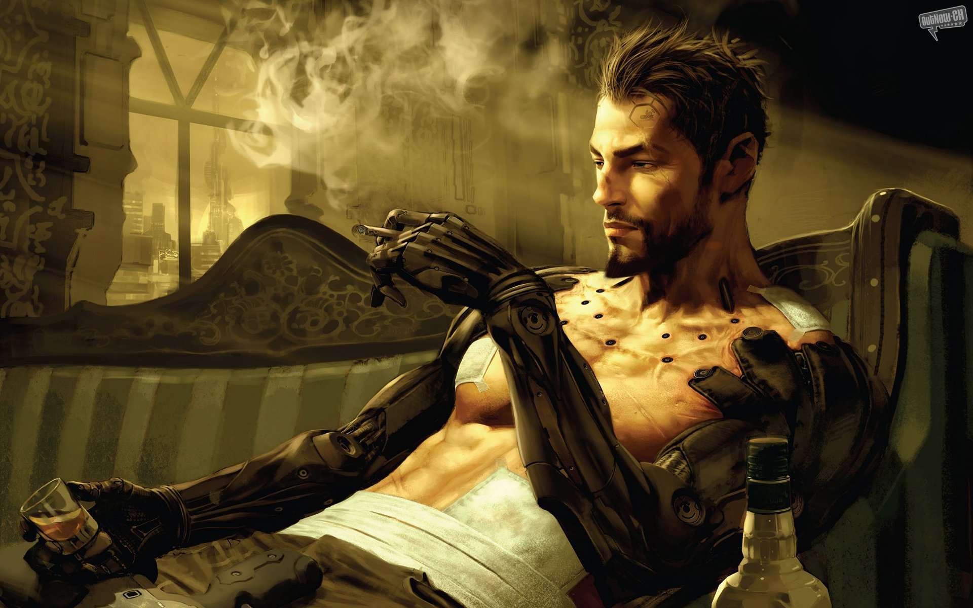 Deus Ex Human Revolution (Steam) + скидки
