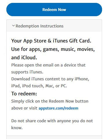 25$ App Store & iTunes Digital Gift Card (USA)