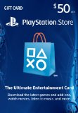 Playstation network 50$ (PSN) USA / (PHOTO,SCAN)