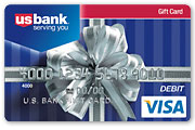 Map Visa $ 50 USBank 6mes, the Free. Check-Out, binding.