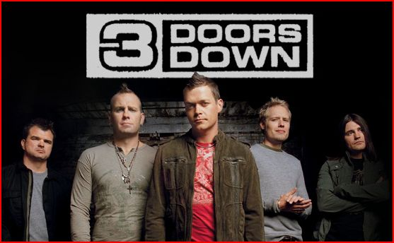 gtp ноты 3 doors down here without you