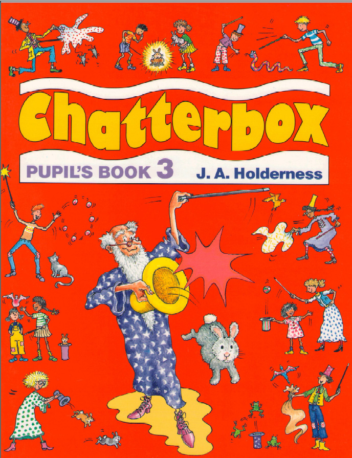 Chatterbox. Pupil`s Book 3