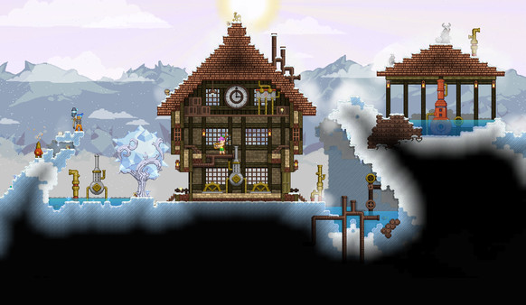 Starbound - Steam Gift (RU | CIS) + Подарок