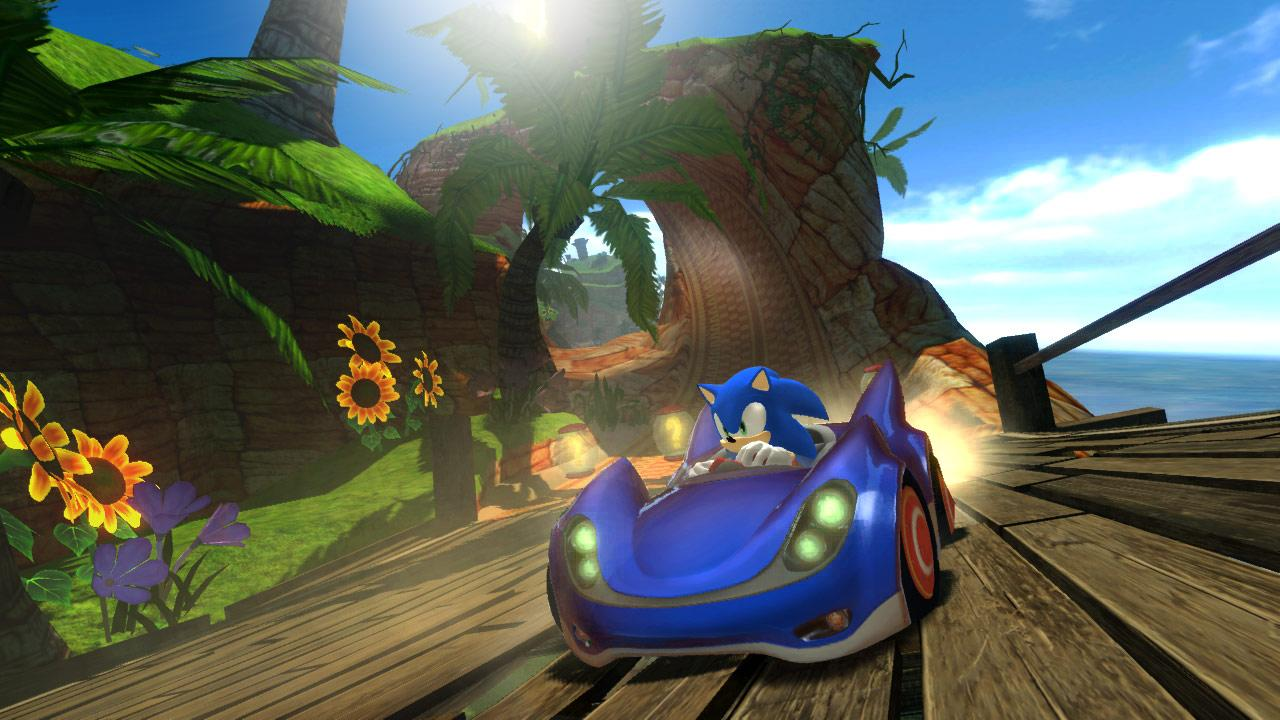 Sonic and SEGA All Stars Racing (Steam Gift | RF)