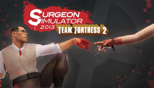 Surgeon Simulator 2013 ( Steam Gift | RF)