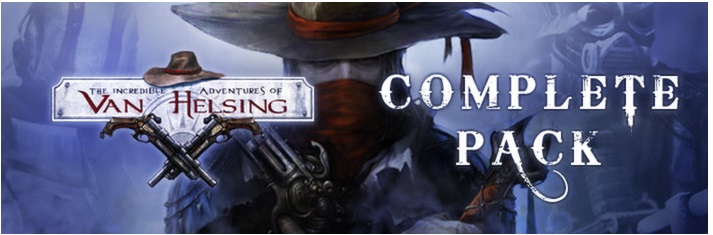 The Incredible Adventures of Van Helsing + all DLC (RF)