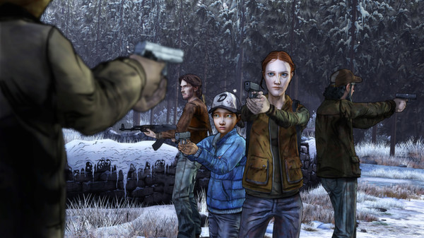 The Walking Dead Season 2 Two (Steam Gift | RU + CIS)