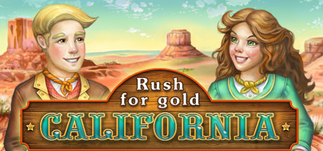 Rush for gold: California (Steam Key / Region Free)