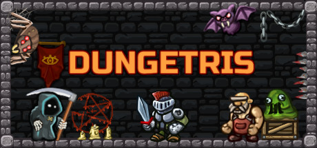 Dungetris (Steam Key / Region Free / ROW)