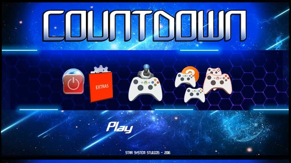 CountDown (Steam Key / Region Free / ROW)