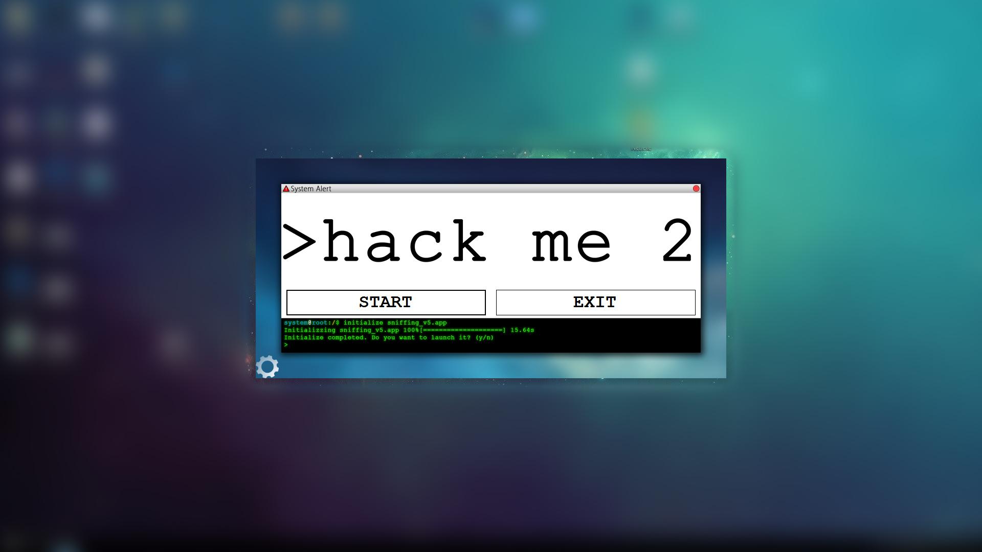 hack_me 2 (Steam Key / Region Free) 2019