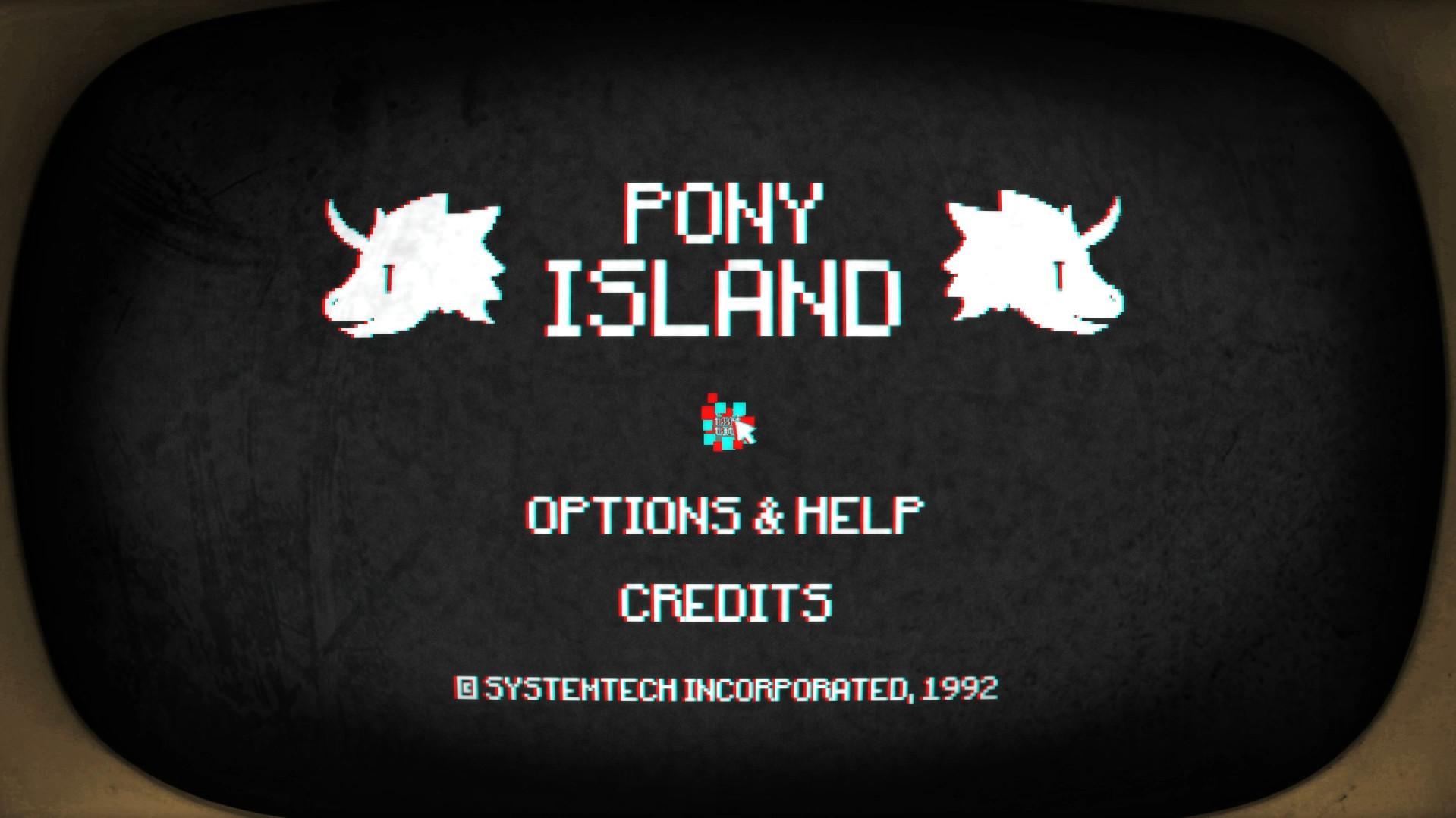 Pony Island (Steam Key / Region Free) 2019