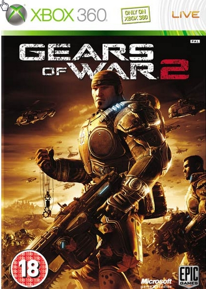Gears of War 2 (Xbox 360 / Xbox One) Digital Key 🔑