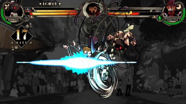 Skullgirls (Steam Key / Region Free / ROW)