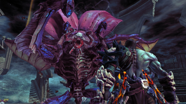 Darksiders 2 (Steam key / RU/CIS)
