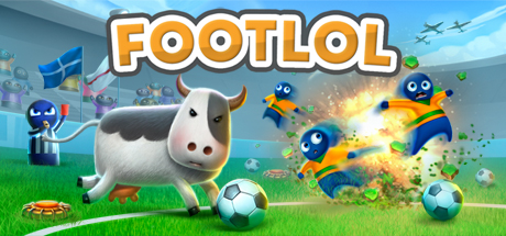 FootLOL: Epic Fail League (Steam Key / Region Free)