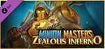 Minion Masters - Zealous Inferno DLC (Steam Key / ROW)