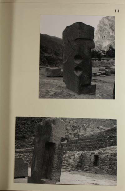 Архив проекта Ромб-Орион. Дело 83-154-961-Перу
