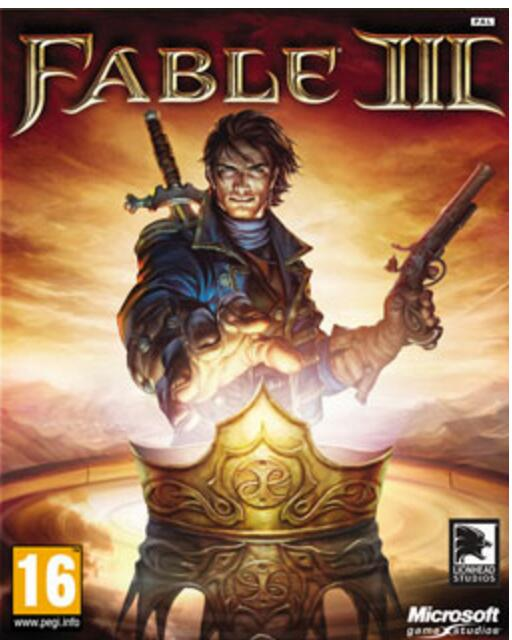 Fable III(Steam key / Region Free) multilan