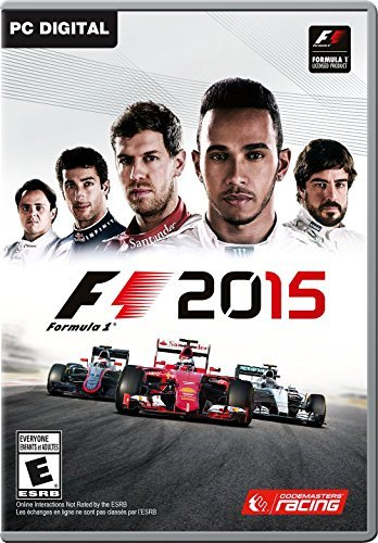 Formula 1 2015  F1 2015 Steam key / ROW / Region Free)