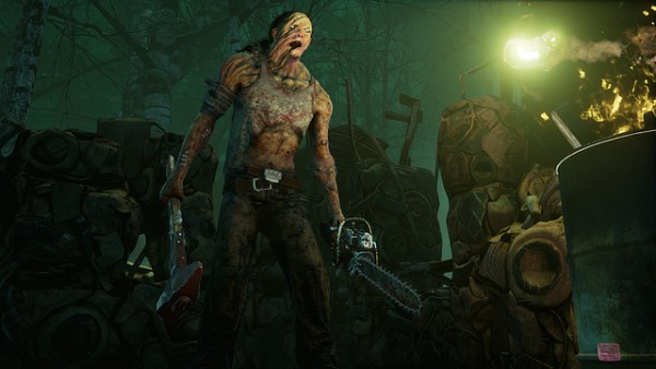 Dead by Daylight Steam Voucher REG FREE MULTI NVIDIA