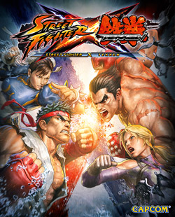 Street Fighter X Tekken (ROW) -  | MULTILANG | REG.FREE