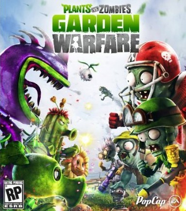 Plants vs Zombies Garden Warfare ORIGIN/RFEE/MULTILANG