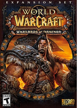 World of Warcraft: Warlords of Draenor (EU) +LVL90 SCAN