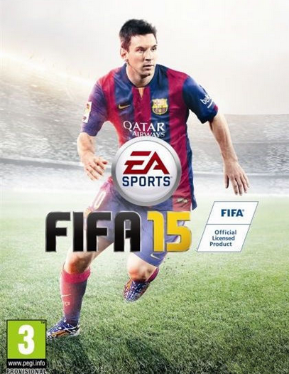 FIFA 15 (Region Free/Multilang) +SCAN key+ RFREE