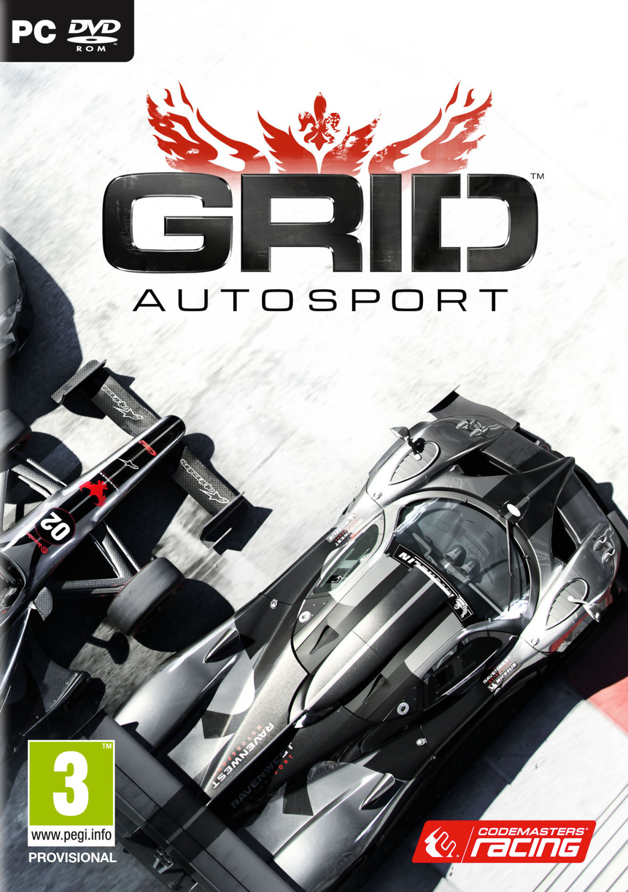 GRID Autosport (Steam key / ROW / Region Free) multilan