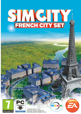 SimCity: The French city set DLC / WorldWide Photo Muli