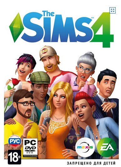 The SIMS 4 (Origin) Limited Edition (RU/PL/CZ) PHOTO
