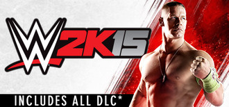 WWE 2K15 (Steam Gift/RU CIS)