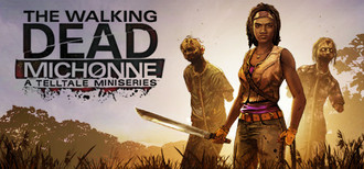 The Walking Dead: Michonne (Steam Gift/RU CIS)
