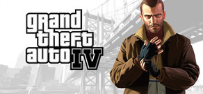 Grand Theft Auto IV (Steam Gift / ROW)