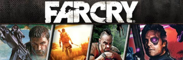 Far Cry Franchise Pack (Steam Gift/RU CIS)