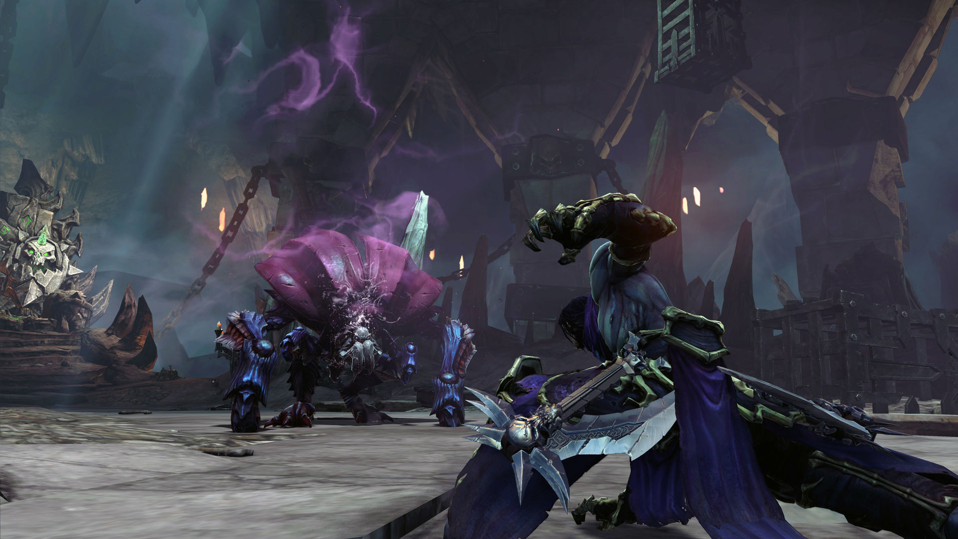 Darksiders II GIFT ROW