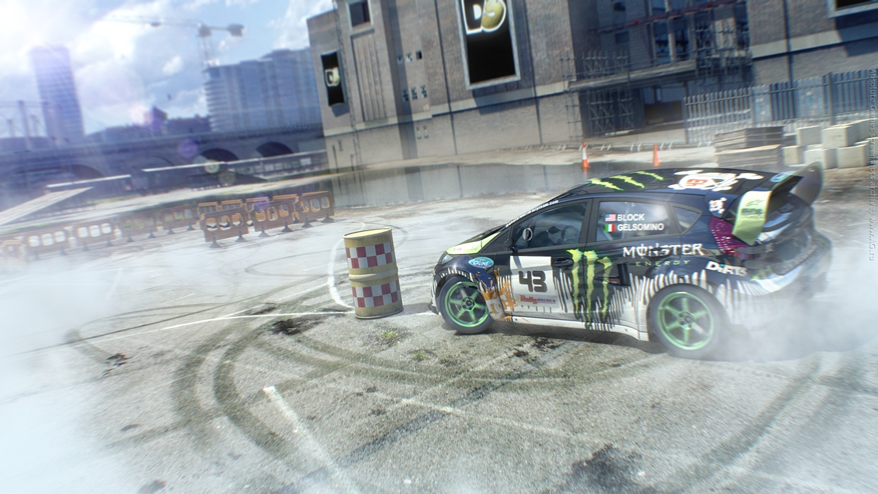 dirt 3 complete edition(Key Steam)