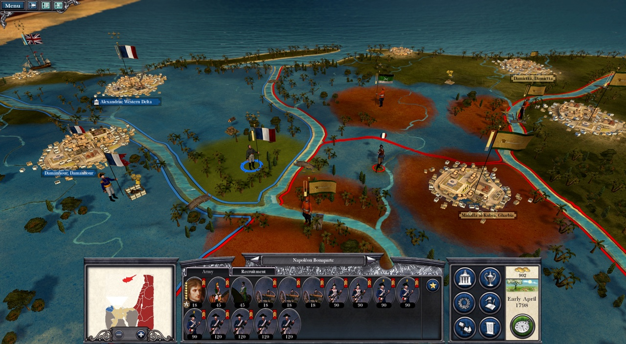 Napoleon Total War STEAM (1C-SoftKlab)