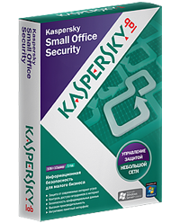Kaspersky Small Office Security 5PK 1 fileserver, 1year