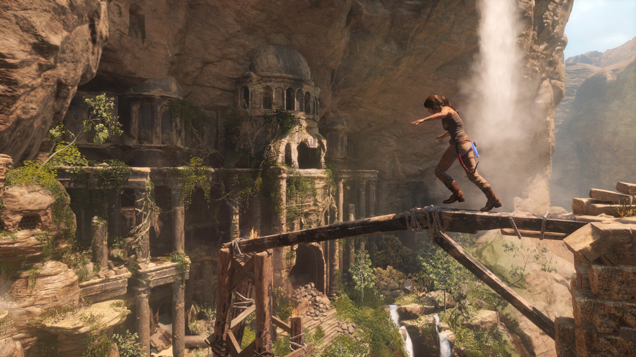 Rise of the Tomb Raider (Steam) +ALL DLC! OFFLINE ACT.