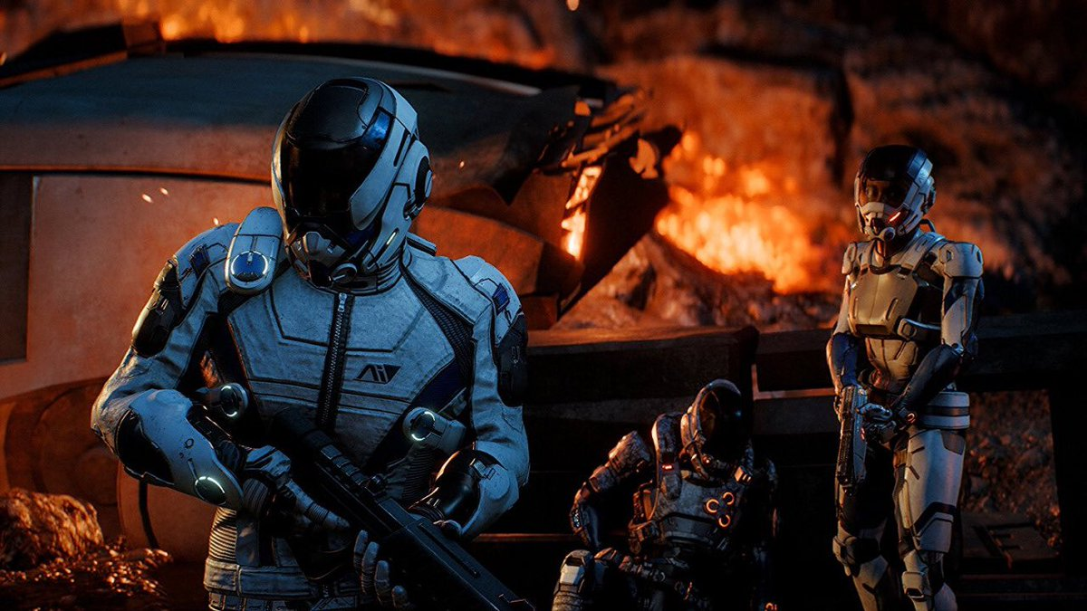 Mass Effect: Andromeda Deluxe (Origin)ОФФЛАЙН АКТИВАЦИЯ