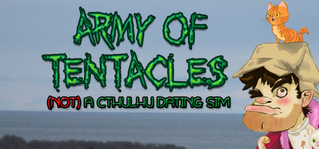 Army of Tentacles: (Not) A Cthulhu Dating Sim STEAM KEY